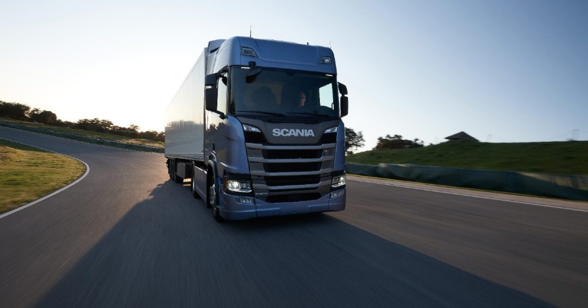 New R series design | Scania IRELAND