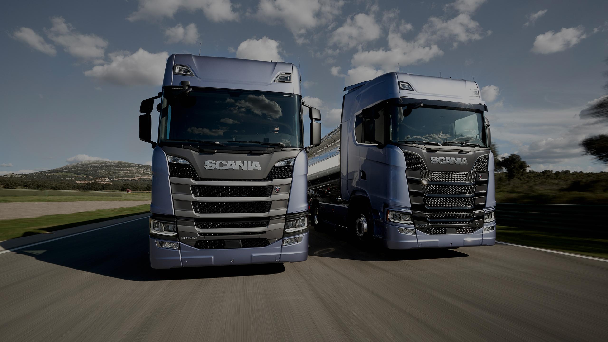 Next Generation Scania Scania Global