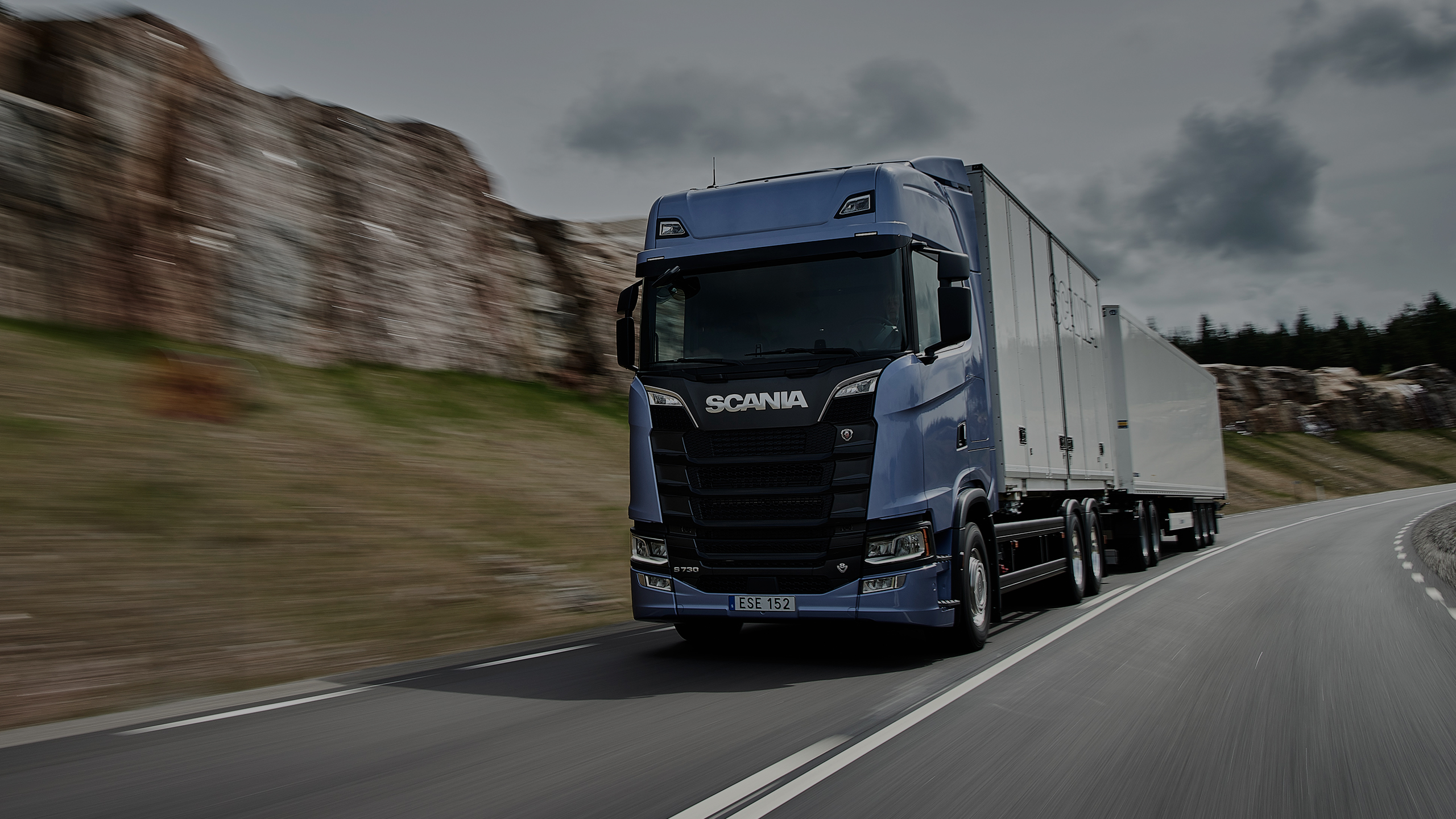 "Scanias entire range is re-defining the market´s view of the term ""premium"""