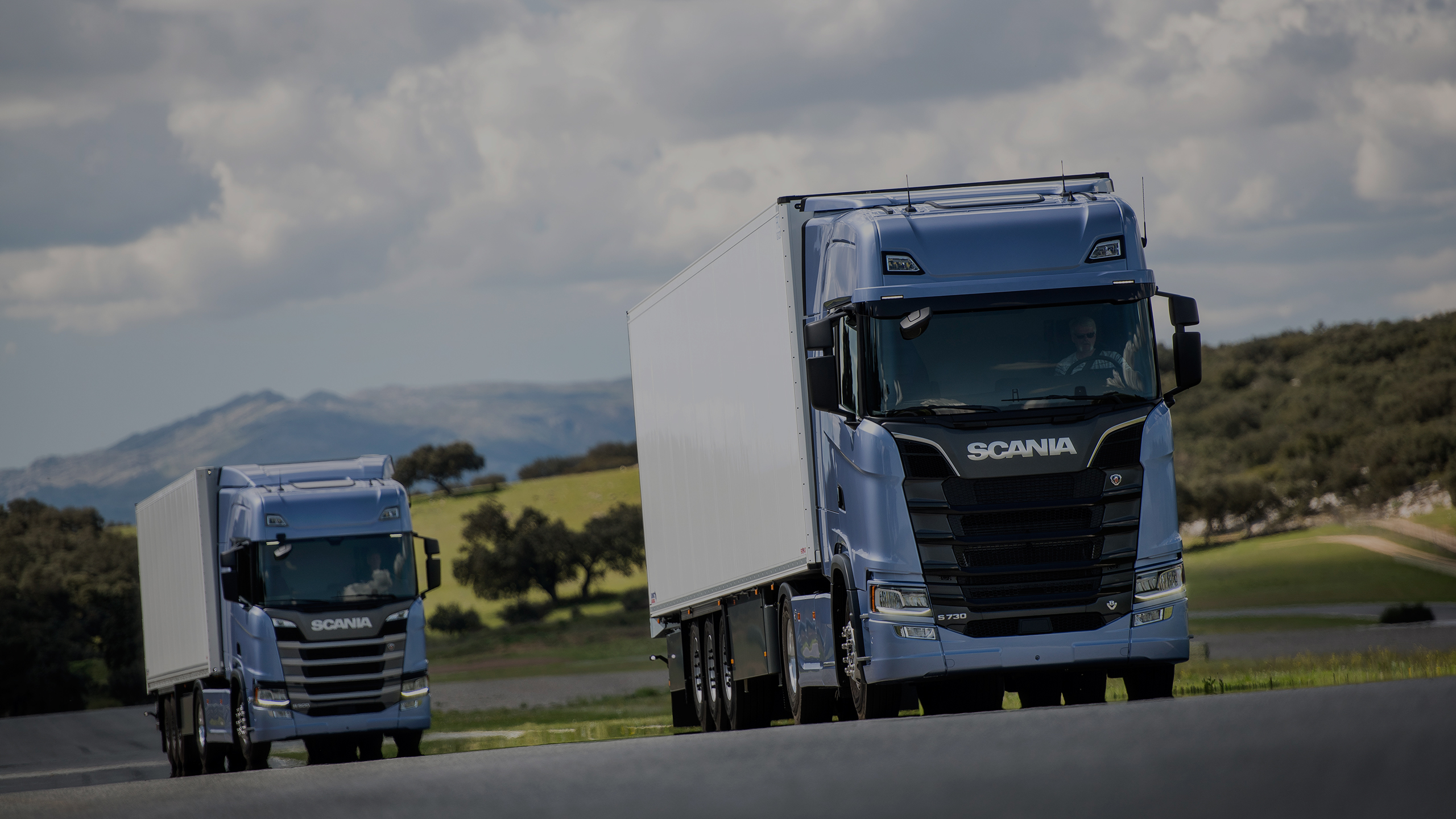 Here comes the trucks tailor-made for the best possible total operating economy