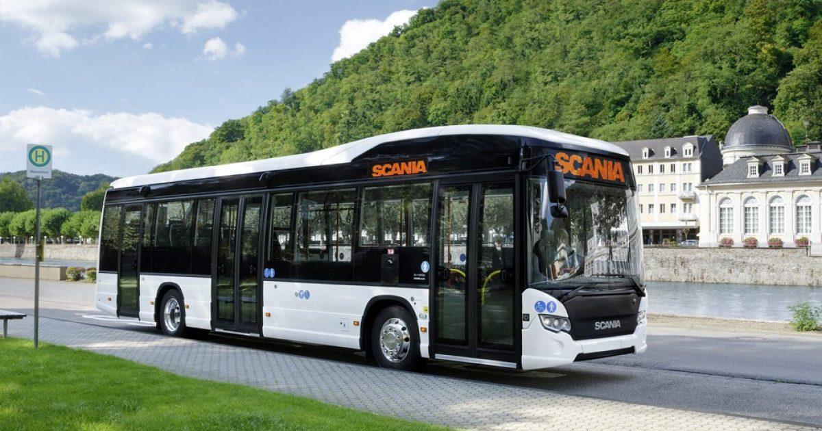 scania auf der bus2bus in berlin scania deutschland. Black Bedroom Furniture Sets. Home Design Ideas
