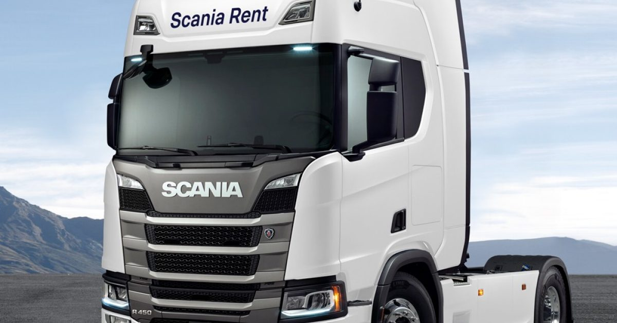 scania rent 20 jahre scania lkw vermietung scania deutschland. Black Bedroom Furniture Sets. Home Design Ideas