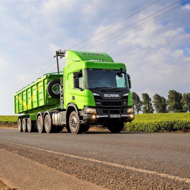 Scania   Scania KENYA