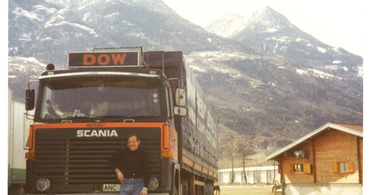Legends of Long Haulage | Scania Global
