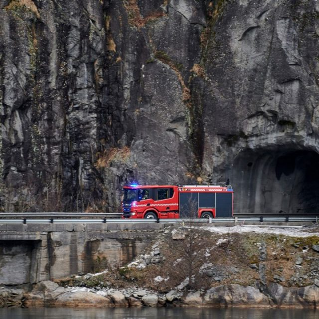 Fire and rescue | Scania Global