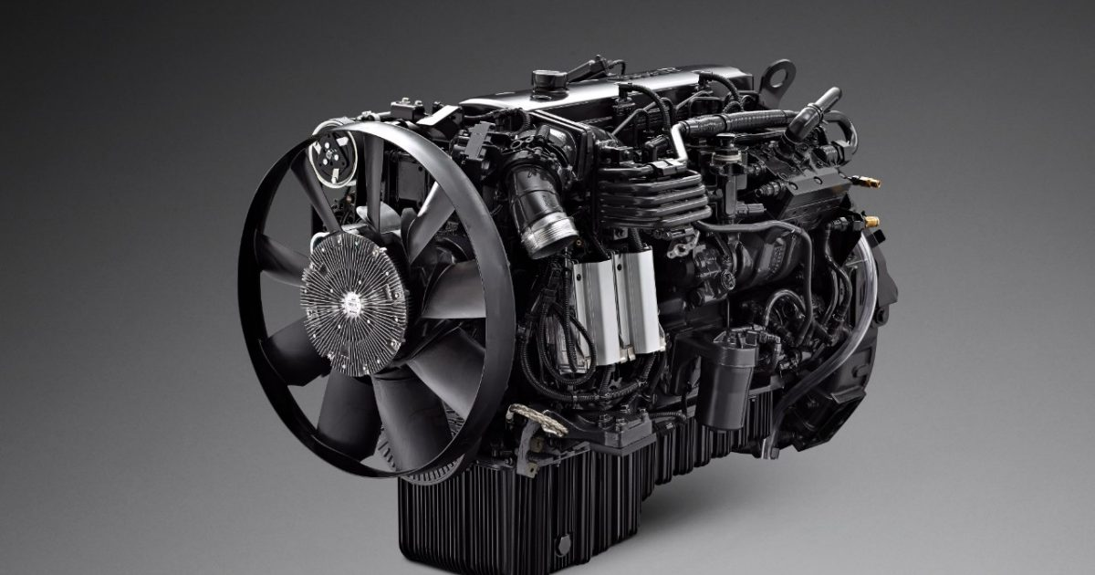 Scania Introduces A 7 Litre Family For Improved Efficiency