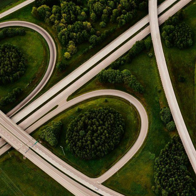 kjørevei fra oslo til bergen via loen