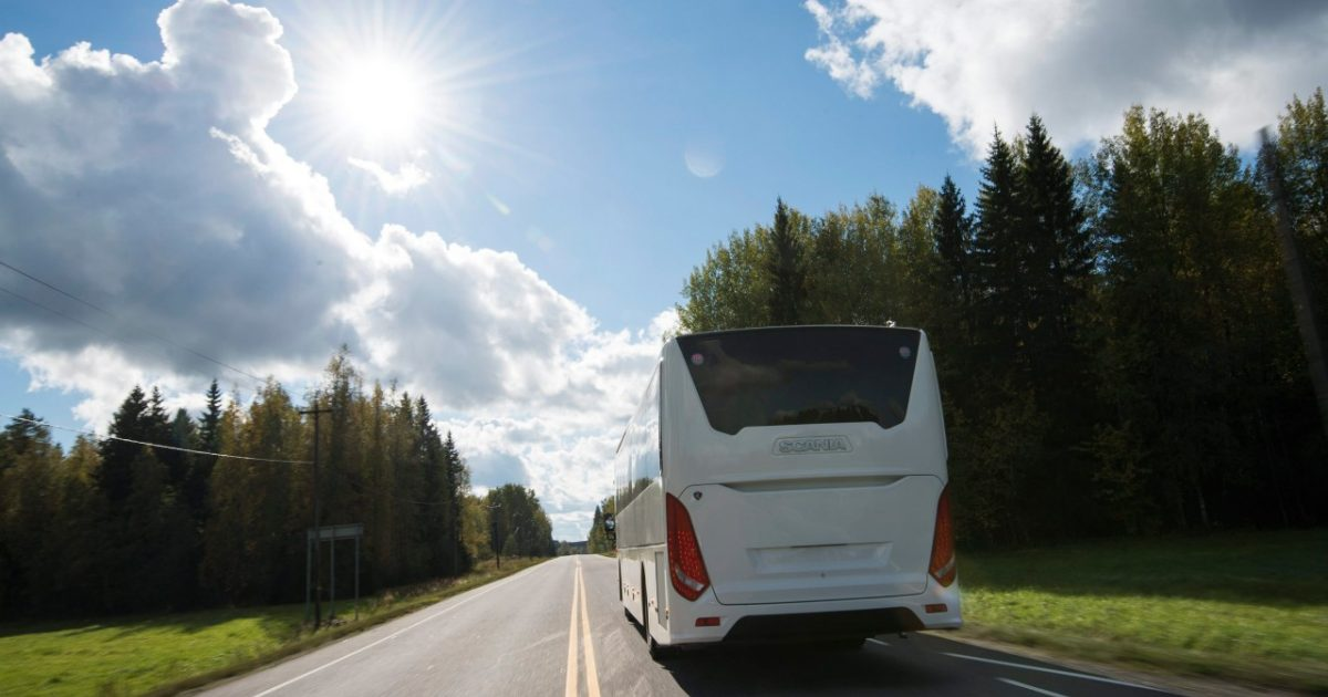 INTERCITY   Scania Global