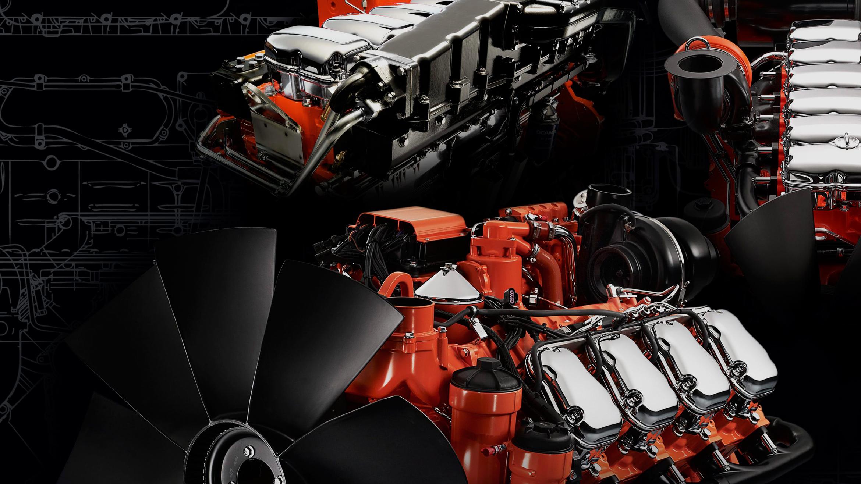 Engines Scania Global