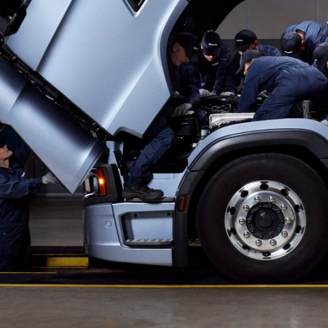 Quality trucks, buses, coaches and engines | Scania Great