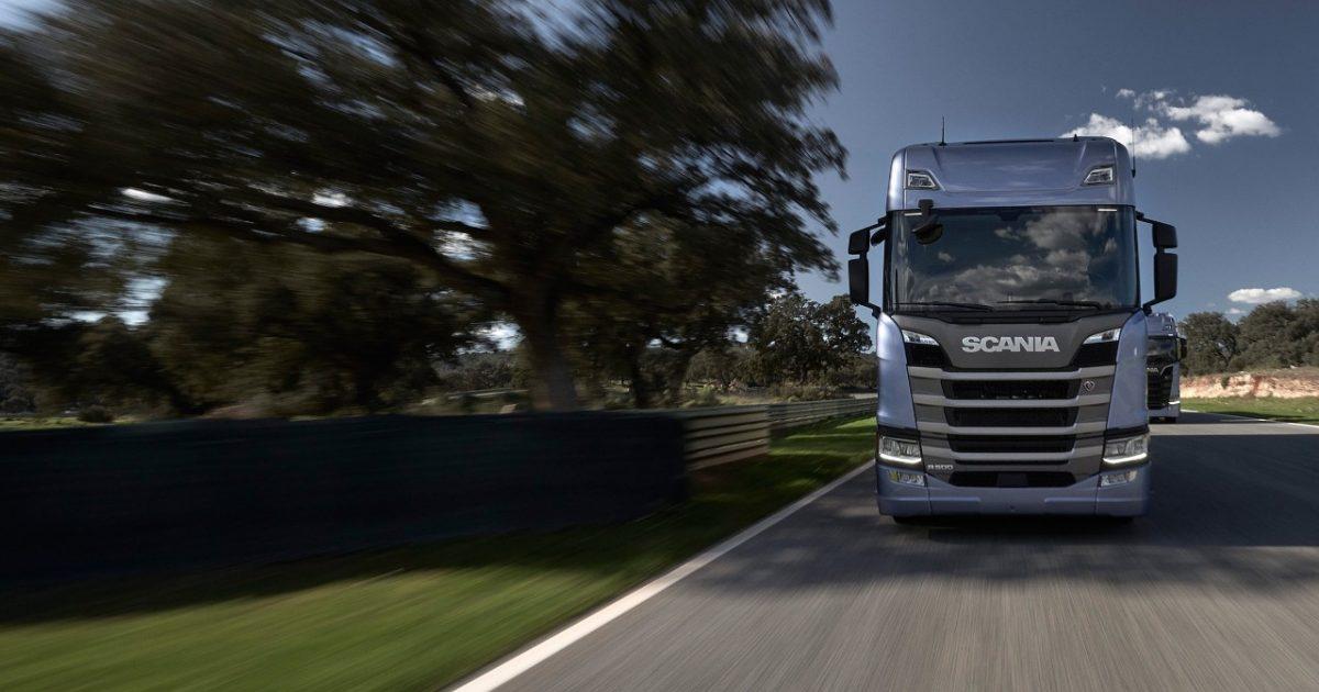 NEUE R-BAUREIHE | Scania Deutschland