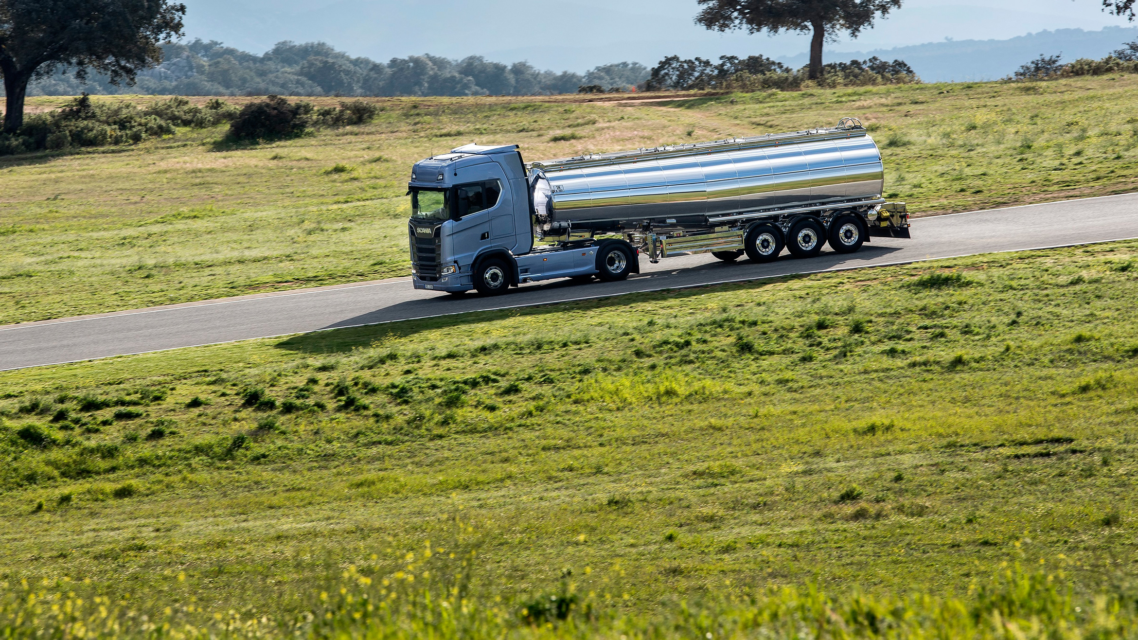 new generation scania global