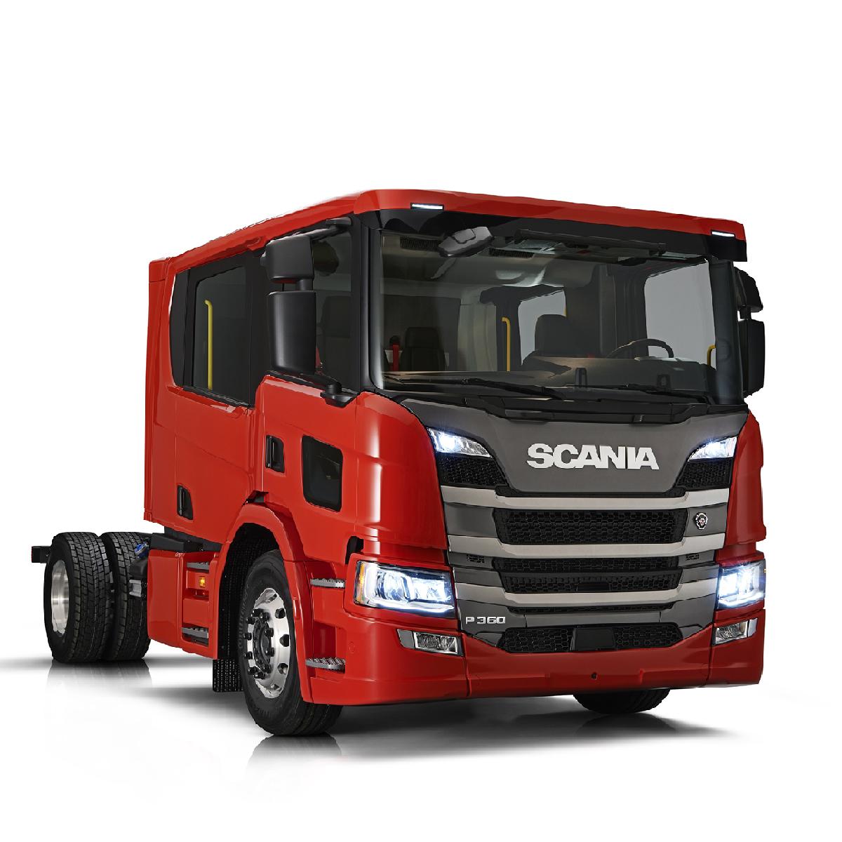 Truck Cab Sizes >> New Scania CrewCab–a world class crew cab | Scania Global