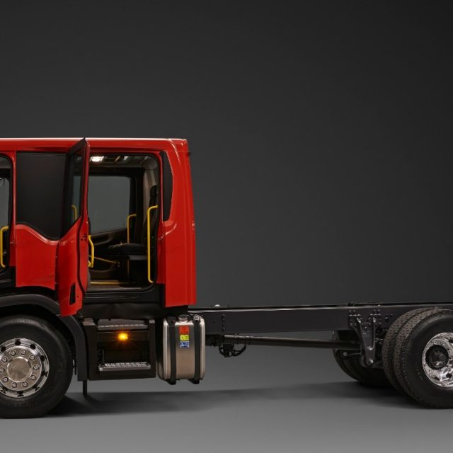 CrewCab Specification | Scania Great Britain