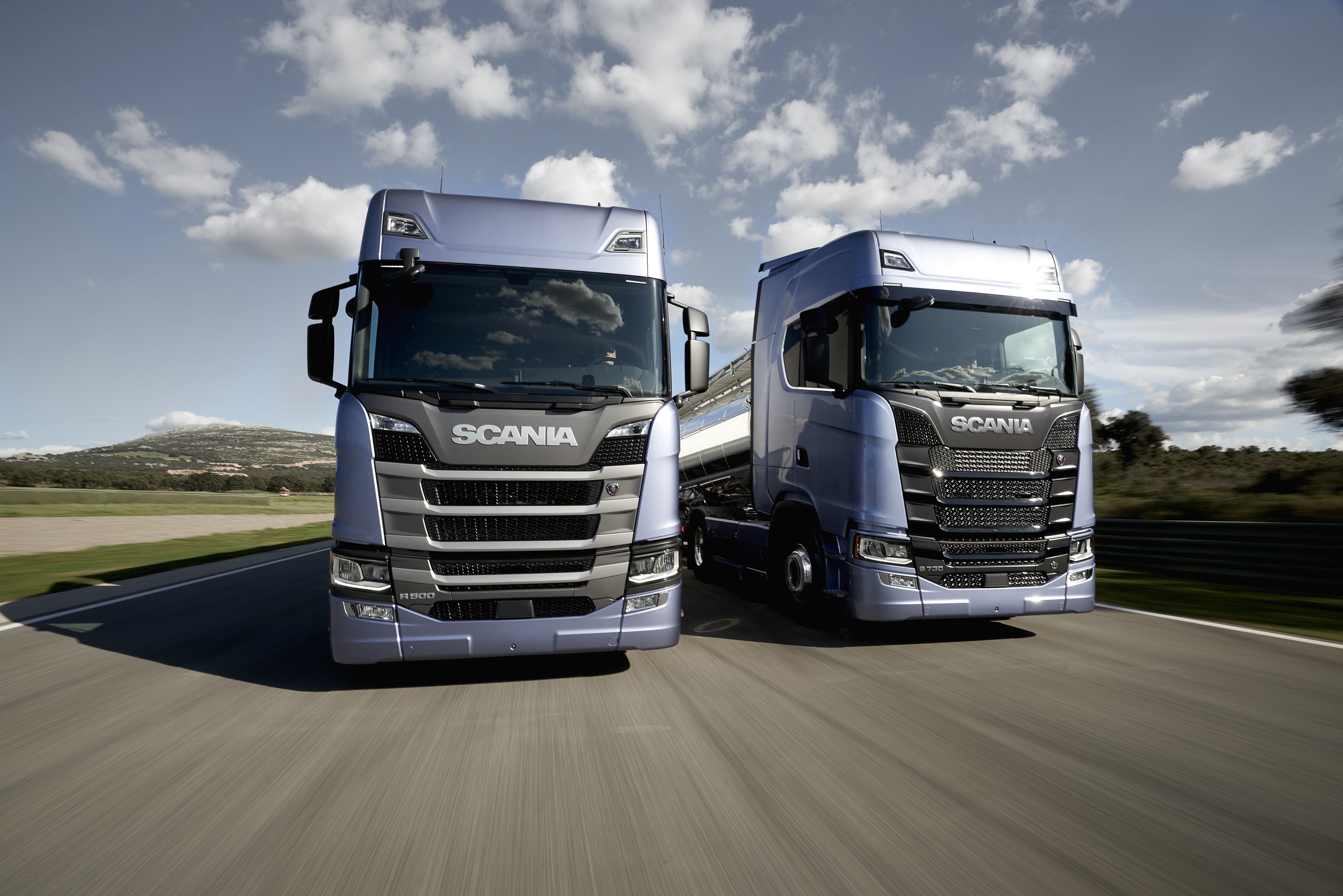 Next Gen Scania