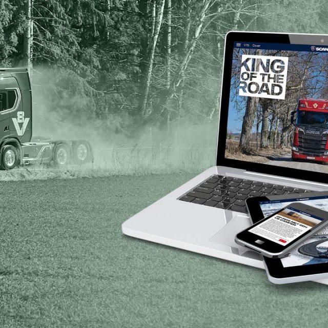 Fabulous Scania Scania Nederland Pabps2019 Chair Design Images Pabps2019Com