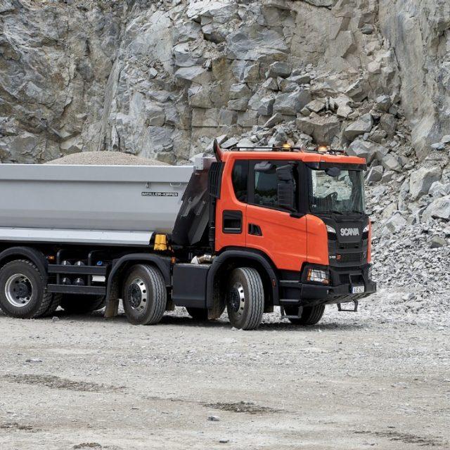 Scania på Bauma 2019 | Scania Sverige