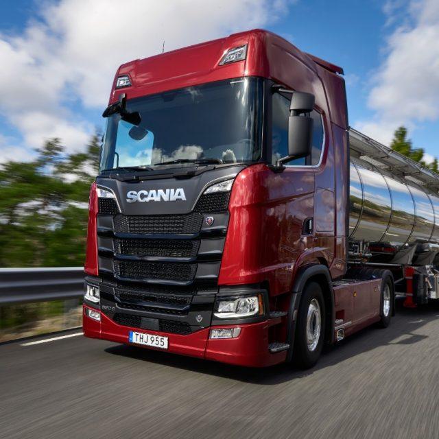 Scania V8 firar 50 år | Scania Sverige