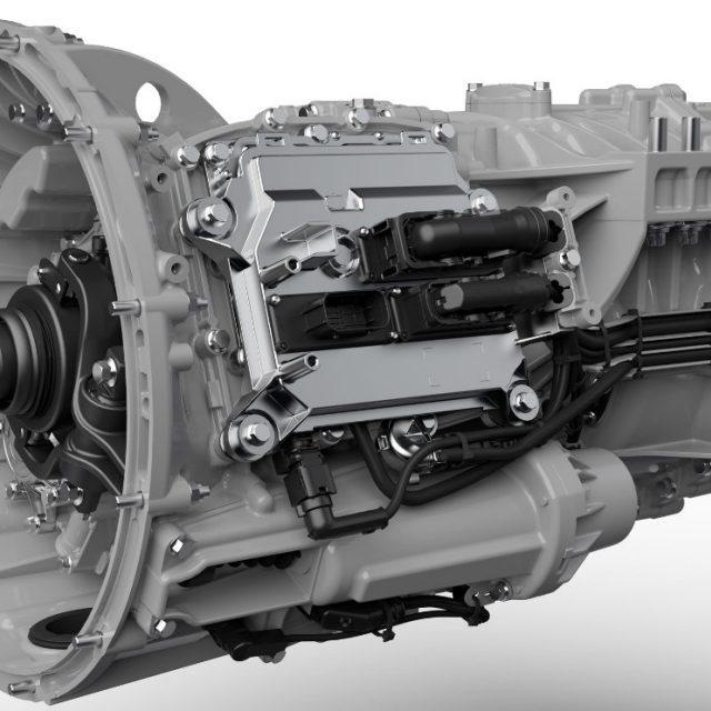 Scania presenterar nytt växellådsprogram | Scania Sverige