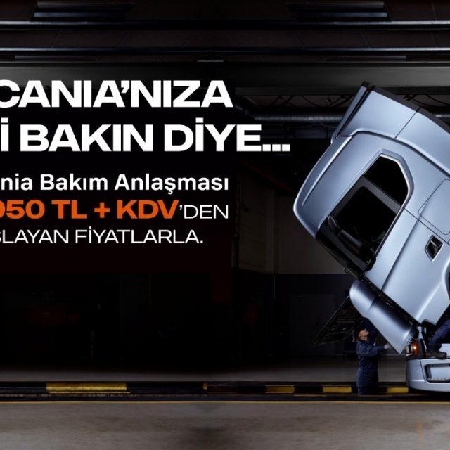 Scania Scania Turkiye