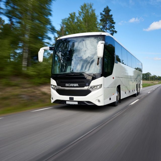 Buses and coaches | Scania Tanzania