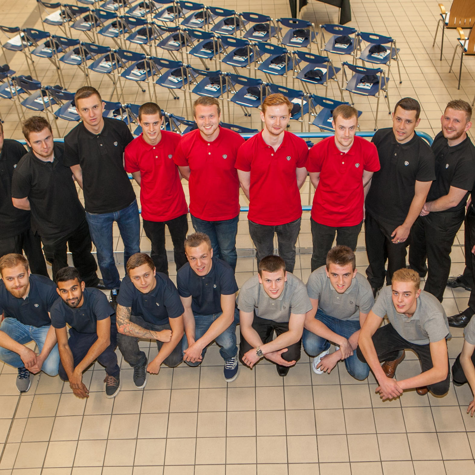 Scania Apprentice of the Year 2015   Scania Great Britain