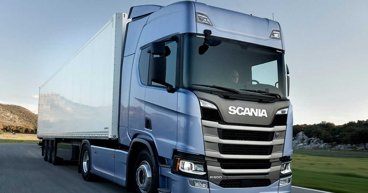 Scania brochures available online | Scania Great Britain