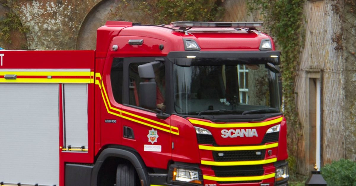 Humberside Fire & Rescue takes delivery of UK's first New