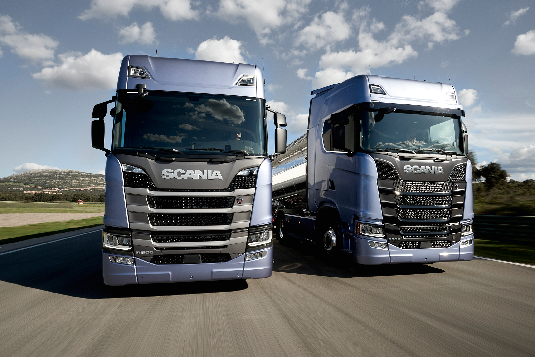 Scania Scania Great Britain